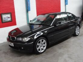 BMW 3 SERIES 318Ci SE (black) 2003