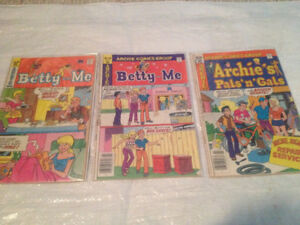 Archie Series Comic Bundle