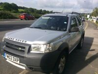 LAND ROVER 2002 1.6 PETROL