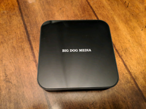 Big Dog BD8 or BD4 Android boxes