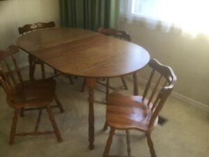 Table & Chairs/Sofas/Lamps/Dressers/etc