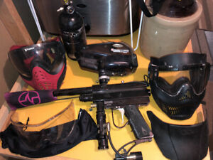 Kit de Paintball