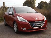 Peugeot 208 E-HDi Style 5dr DIESEL MANUAL 2014/14