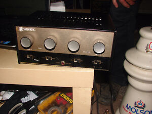 MONARCH SA-612 STEREO TUBE AMPLIFIER MADE IN JAPAN