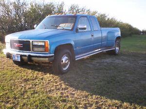 1991 GMC Sierra 3500 Pickup Truck