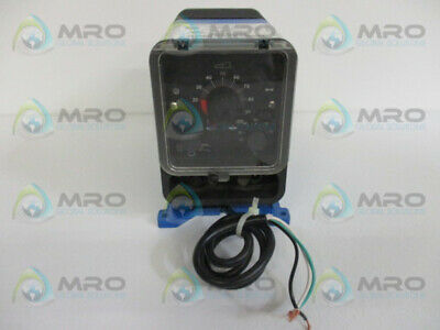 Pulsafeeder Lpg4ma-ats4-xxx Electronic Metering Pump Used