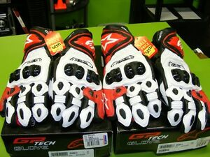 Alpinestars - GP Tech Gloves - XL & 2XL at RE-GEAR