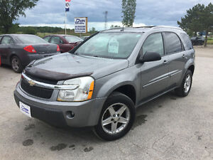 2005 Chevrolet Equinox! 149K's! Safety & Etested!