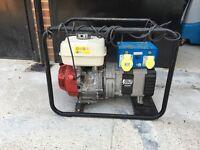 Stephill 5000HM GX270 Petrol Generator