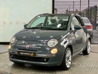 2010 Fiat 500C 1.3 MultiJet Lounge (s/s) 2dr Convertible Diesel Manual