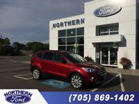 2019 Ford Escape SEL Sudbury Ontario Preview