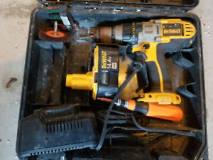 Power tools! Drills saws and more