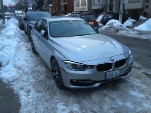 2014 BMW 3-Series 328d Sedan lease take over