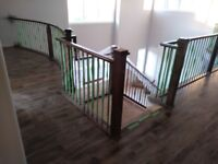Hardwood   and laminate  installation Great rates!!