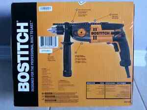 Bostitch 1/2 hammer drill kit