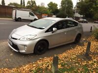 Toyota Prius for Hire, Rent