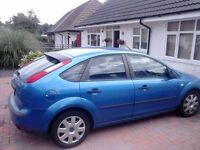 Ford Focus Automatic 1.6 LX **Low Mileage**