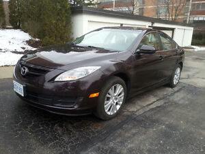 2009 Mazda 6 i Touring Sedan Safety and E-Tested Low km