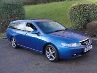 Honda Accord 2.0 i-VTEC Executive (blue) 2003