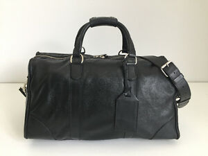 e503a9528c Roots Large Black Banff Bag