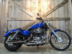 2007 Harley-Davidson XL1200C Sportster Custom Peterborough Peterborough Area image 1