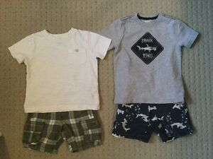 18-24 M Boys Summer Shorts Bundle
