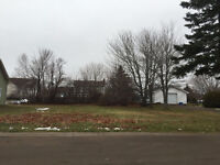 Mature city lot centrally located in Shediac! ~ Adjacent to 218