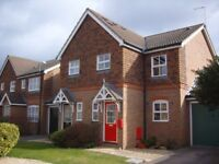 Modern 2 Bedroom Semi-Detached House to Rent in Didcot with Garage and Conservatory £975 per month