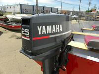 USED BOAT MOTORS FOR YOUR SUMMER FUN!STARTING AT $495
