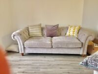 Next gosford large sofa