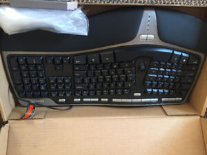 Erogamic computer keyboard... never used .. BRAND NEW