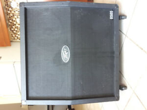 Peavey 6505 240W 4x12 Slant Cabinet. Great condition!