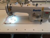 AUTOMATIC INDUSTRIAL SEWING MACHINE JUKI BROTHER