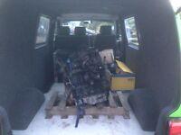 Golf t4 bora pd130 1.9 turbo Diesel engine