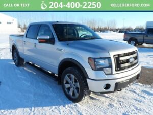 "2014 Ford F-150 FX4SuperCrew 4x4 157"" 3.5L EcoBoost"