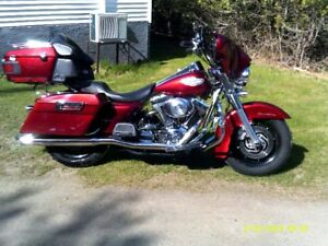 Harley road king