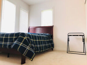Spacious & Furnished Room for Rent