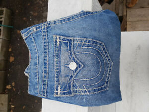 True Religion Ricky Super T Size 32