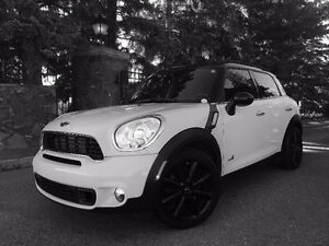 2011 MINI Cooper Countryman S AWD Low Km Certified Nice $19,995