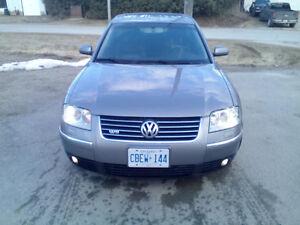 2003 Volkswagen Passat W8 Sedan