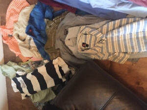 Boys clothes size 10-12 - hundreds of items