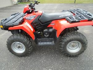 MINT 2007 POLARIS SPORTSMAN 450 4 X 4  ONE OWNER MUST SEE