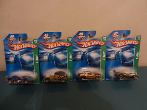 Hot Wheels Treasure Hunts Various