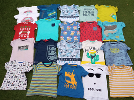 Big Bundle of Boys clothes aged 2-3years. £15