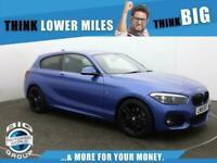 2019 BMW 1 Series 118I M SPORT SHADOW EDITION Auto Hatchback Petrol Automatic