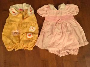 Lot de vêtements 18 mois pour fille