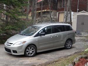2007 Mazda Mazda5 Familiale