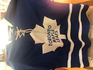 Reebok Leafs Jersey