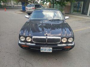 2001 Jaguar XJ8 L Sedan