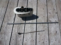 **Reduced** Drive Shaft & Shift Linkage Johnson Outboard